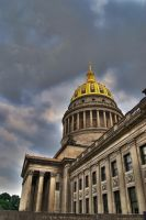 Golden Dome HDR by Logicalx