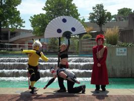 Naruto Gathering (Sunday) 03 by TemariAtaje