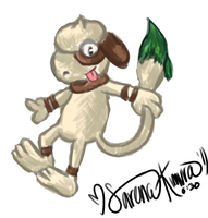 Smeargle - Collab Project by Speedvore