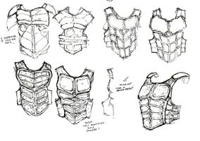 Teague's Body Armour by Neumatic