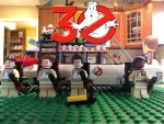 30 Years of Ghostbusters by edogg8181804