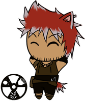 Chibi Nuts: Cliff by Lexial-XIII