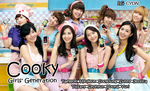 SNSD Cooky Fan Cover by igotacarrot