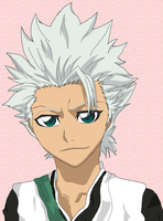 Toshiro by TwitchinWhiskers