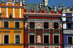 The Tenements of Zamosc by adamsik