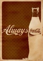 Vintage Cola by kennyisdeadiamtavi