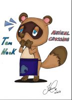 Tom Nook by SweetFabi