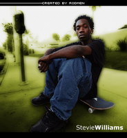 Stevie Williams by rodmen