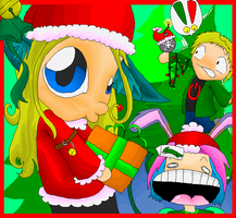 HaVe aN__insane__Xmas by Langioo