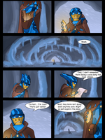 Hunters and Hunted, CH1 PG4 by Saronicle