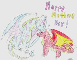Happy Mother's Day by Hyena27