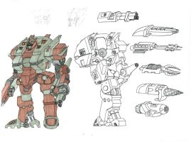 enox - ZM-28 by Doofus-the-Cool