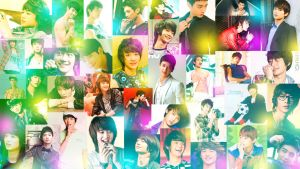 Minho Collage by Xinahs