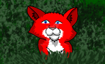 Fox from speed art! by rwmtiger