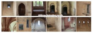 Abbey Pack IV Interiors by morana-stock