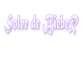 Soledebieber8 by DDLoveEditions