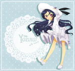To: Yozuru - Doilies and polka dots by Arechan