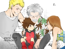 Baby Tsuna and Family o_o by lmpasse