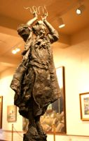 Moses by sculptor6