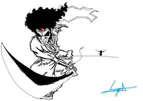 VERSUS: Afro vs Zoro(part 1) by cyril002