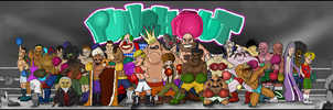 Punch-Out!! by l0stinth0ught