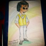Human Nature Michael Jackson by lollypop081