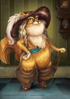 Puss in Boots 2014th 6 by RosieVangelova