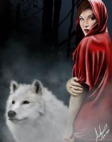Red by IGTorres-Art
