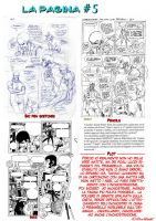 The way I work. Page #5-Tutorial by PinoRinaldi