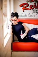 Pin-Up: Vintage Photoshoot by Luxxurious