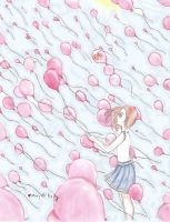 99 Red Balloons by MoMo2