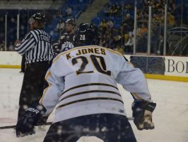 Quinnipiac Hockey Game_2 by canadienfan08