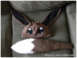 Eevee Set by Allyson-x