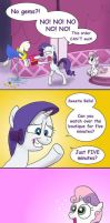 Sweetie Belles Talent by doubleWbrothers