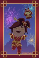 Mei You Have a Happy New Year by artisanpanda