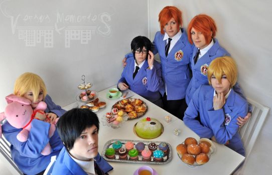 Ouran High School Host Club - Welcome by VersusMemories
