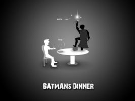 Batmans DINNER ... by smeetrules