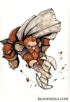 Gimli by Bloodzilla-Billy