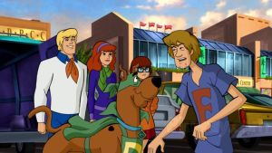 The Blue Falcon (Scooby Doo 1001 Animations) by SilverEagle91