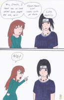 Itachi Comic by swirlheart