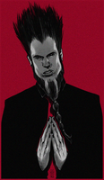 WAYNE STATIC by Creature13