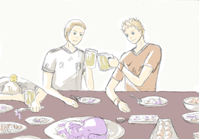 APH: Feast on Paul's Cousins by Usakan
