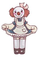 clown from 'spit it out' by B04-juice