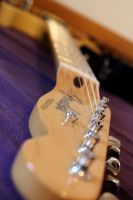 Fender Telecaster by Phy6