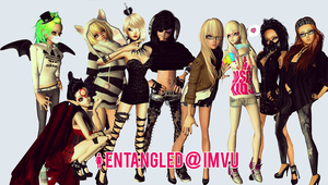 My IMVU : Female by NyappyInTheWorld4