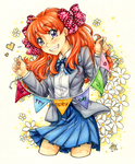 Sakura Chiyo - Happy Birthday! by ICanReachTheStars