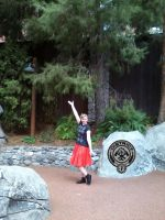 Disneyland Hunger Games District 7 by MissMartian4ever