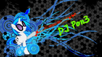 Vinyl Scratch Wallpaper by EpicSpace