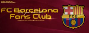 FC Barcelona Fans Club Timeline Cover by Meridiann