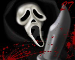 Don't Kill me Mr. Ghostface.. by Chaotica-I